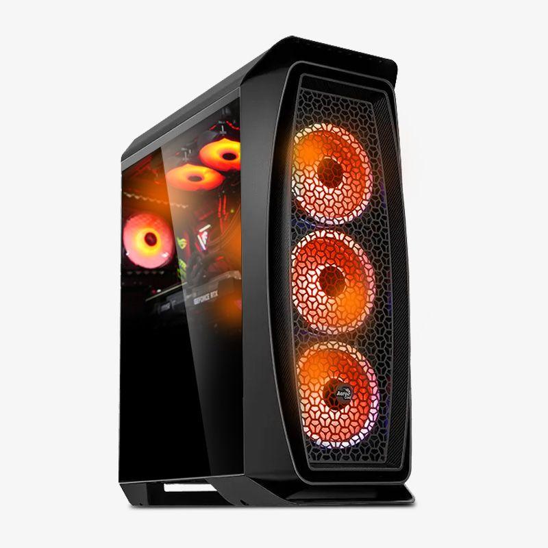 PC Gaming Agando Fuego 5667RX - Ryzen 5 5600X, 16 Go RAM 3200, RX 6700 XT 12 Go, SSD 500 Go Windows 10 Pro (agando-shop.fr)