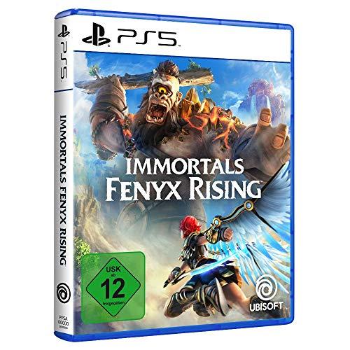 Immortals Fenyx Rising sur PS5 (vendeur tiers)