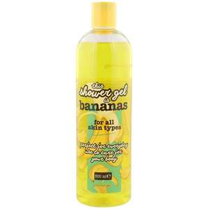 Gel-douche This Shower Gel is Bananas - banane, 500 ml