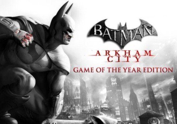 Batman: Arkham City GOTY sur PC (Dématérialisé - Steam)