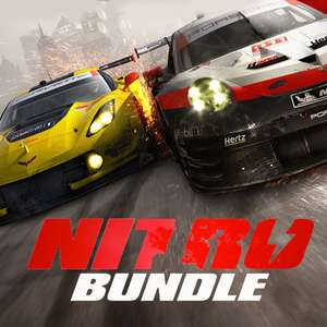 Nitro Bundle: 6 jeux PC dont Grid 2019, Redout Enhanced Edition, TT Isle Of Man, Project Cars GOTY... (Dématérialisé - Steam)