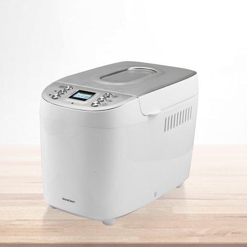 Machine à pain SilverCrest - 16 programmes, 850 W