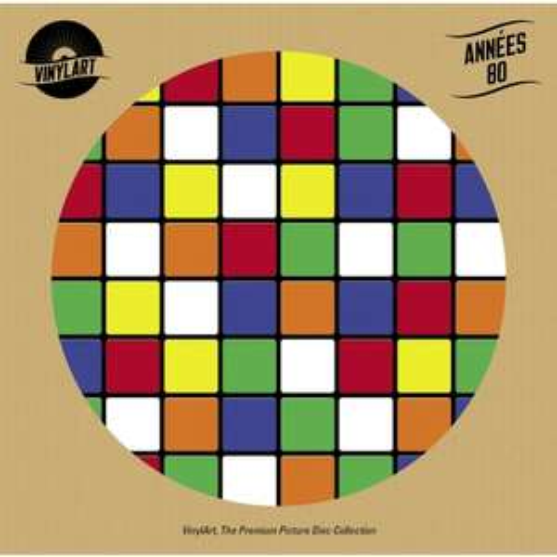 Sélection de Picture-disc Vinylart à 14.99€
