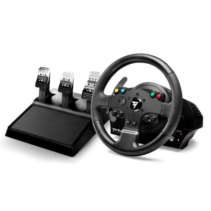 Volant + Pédalier Thustmaster TMX Pro pour PC & Xbox one