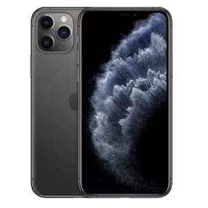 """Smartphone 5.8"""" Apple iPhone 11 Pro - 256 Go (Frontaliers Luxembourg)"""