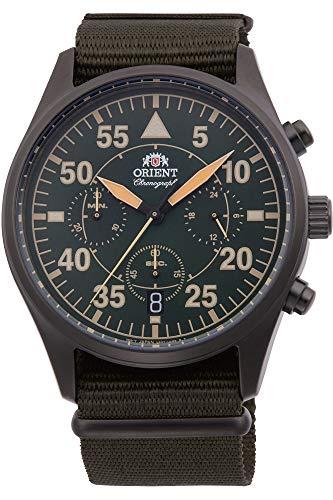 Montre Chronographe à Quartz Orient RA-KV0501E10B - 43mm