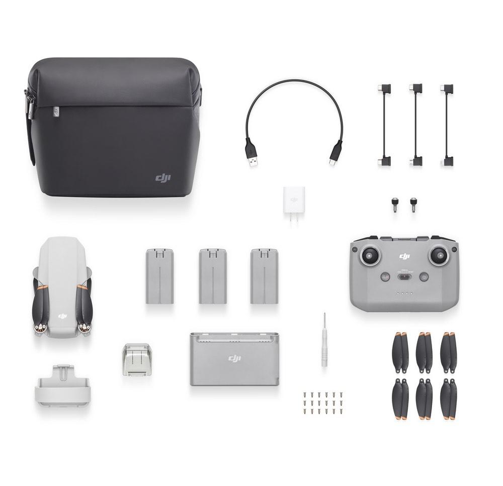 Drone DJI Mavic Mini 2 Fly More Combo (+58.94€ en RP)