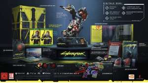 Jeu Cyberpunk 2077 sur Xbox One / Series - Edition Collector