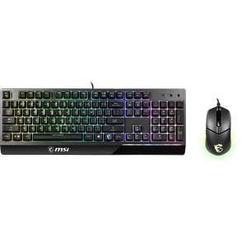 Pack clavier souris MSI Vigor GK30