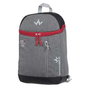 Sac à dos isotherme Wanabee Ice Walk 10L - Gris