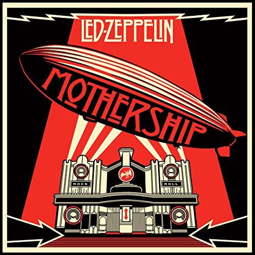 Coffret collector 4 Vinyles Led Zeppelin - Mothership