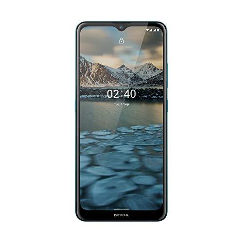 """Smartphone 6.5"""" Nokia 2.4 - HD+, Helio P22, 3 Go RAM, 64 Go, Dual Sim"""