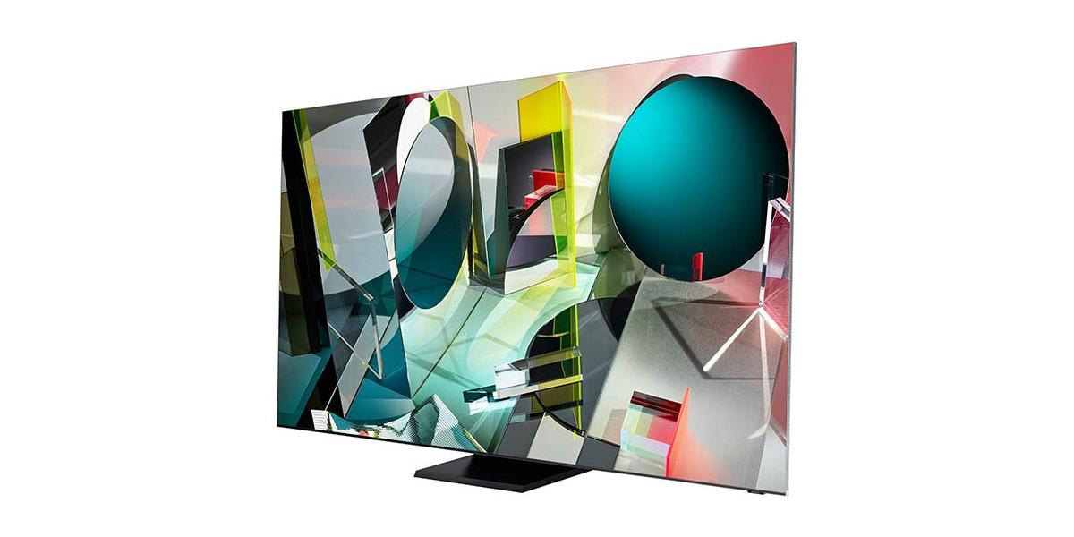"TV QLED 75"" Samsung QE75Q950TS - 8K, Smart TV, OTS+ (Via ODR 1099,75€)"