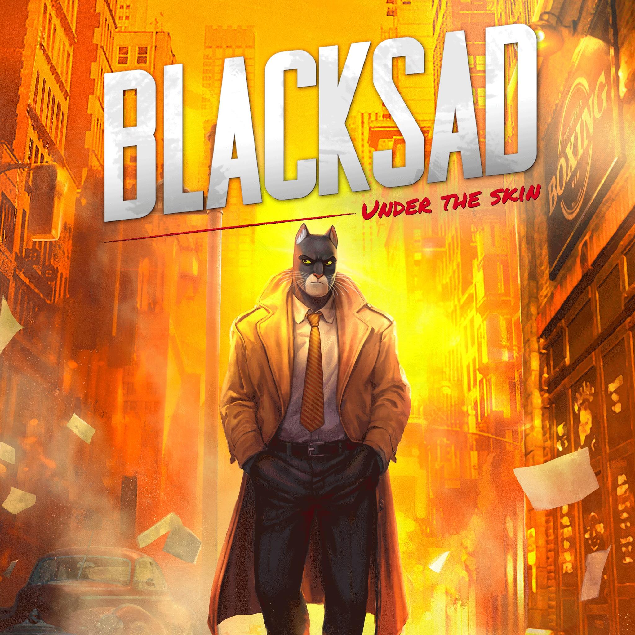 Blacksad: Under the Skin sur PC (Dématérialisé - Steam)