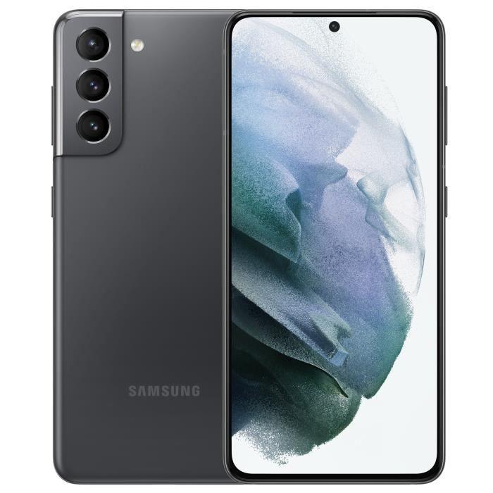 "Smartphone 6.2"" Samsung Galaxy S21 - 5G, RAM 8 Go, 256 Go"