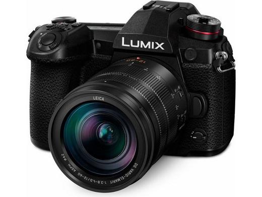 Appareil Photo Panasonic Lumix G9 + Objectif PanaLeica 12-60/2.8-4 (ibood.com)