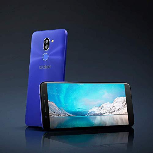 "Smartphone 5.7"" Alcatel 3X 2018 - 32Go, 3Go de Ram"