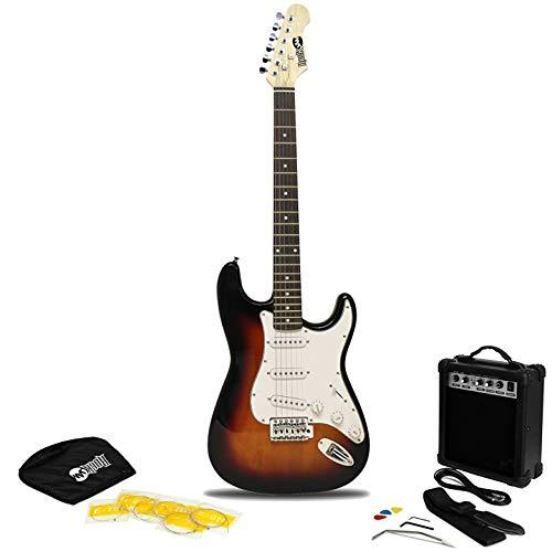 Kit guitare électrique + ampli + accessoires RockJam