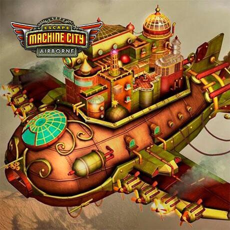 [Amazon / Twitch Prime] Escape Machine City: Airborne offert sur PC (Dématérialisé)