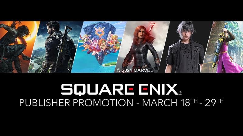 Sélection de jeu Square Enix en promotion - Ex : Rise of the Tomb Raider: 20 Year Celebration (Dématérialisé - Steam)