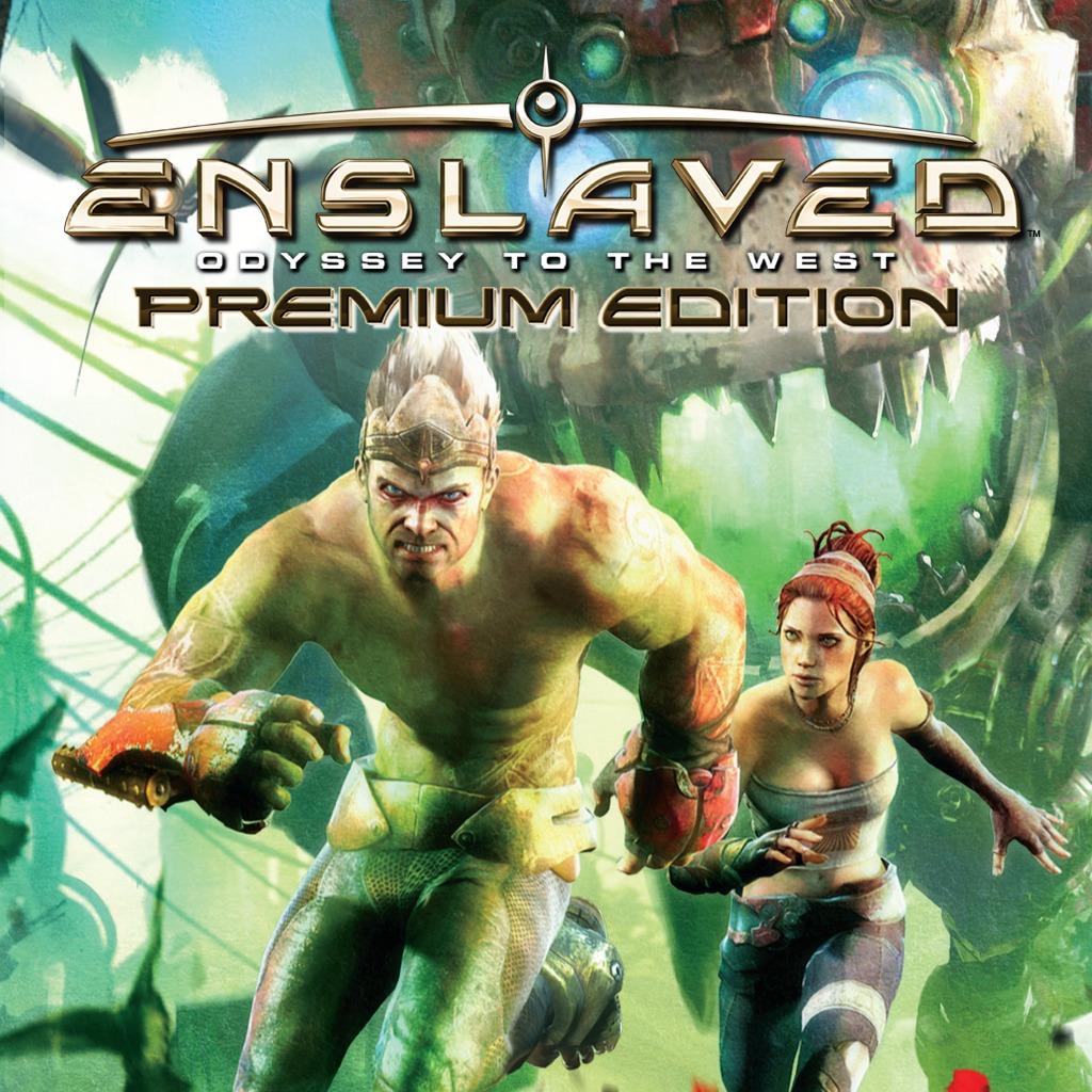 Enslaved : Odyssey to the West Premium Edition sur PC (Dématérialisé - Steam)