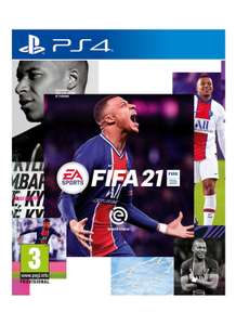 FIFA 21 sur PS4 (compatible PS5) / Nintendo Switch
