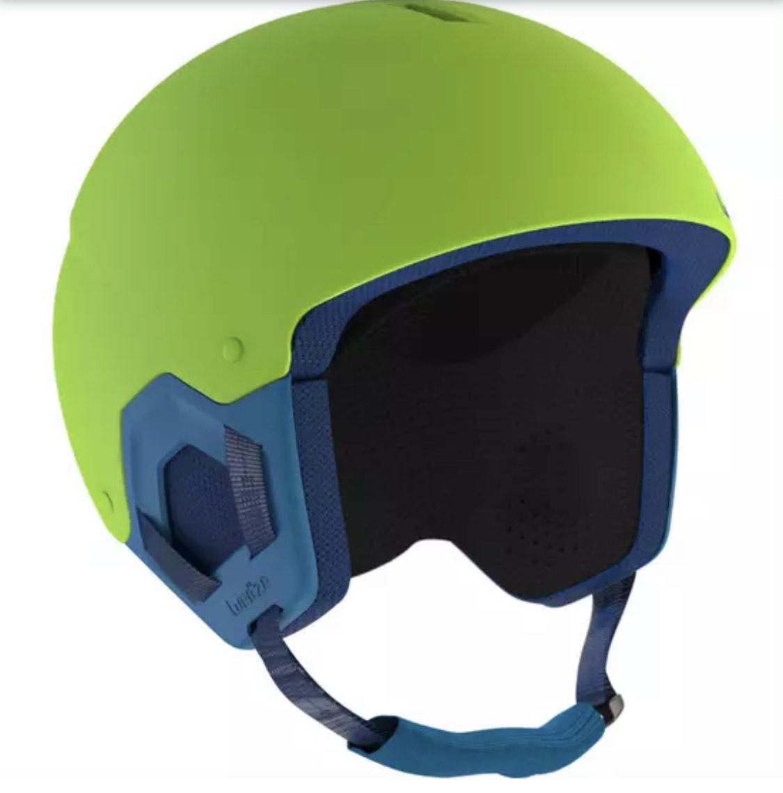 Casque de ski pour enfant WEDZE H-KID 500 - Vert