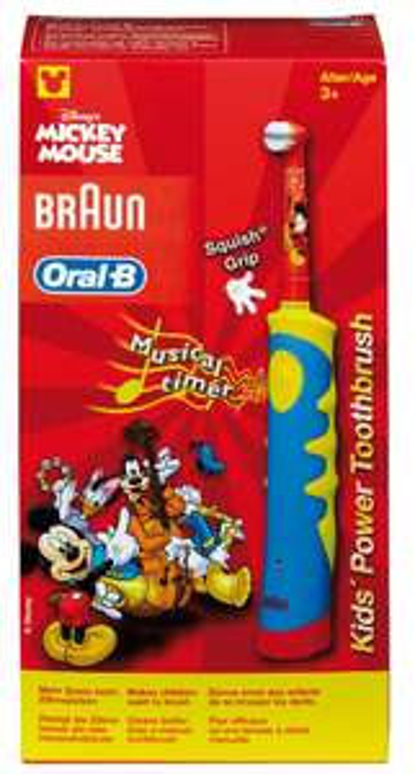 Brosse à dents pour enfants Oral-B Stages Power Kids