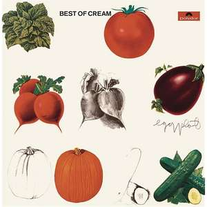 Vinyle Best of Cream Edition Limitée Rock