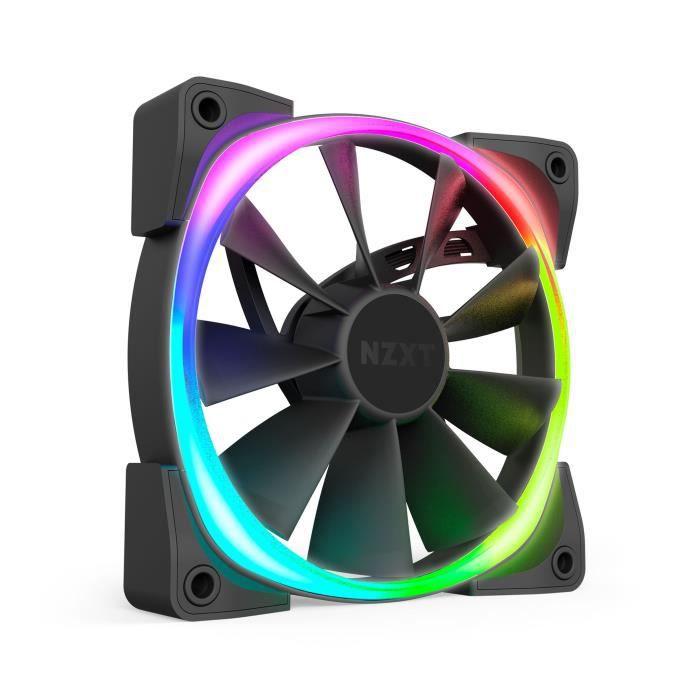 Ventilateur boîtier NZXT RGB HF-28120-B1 - 120 mm