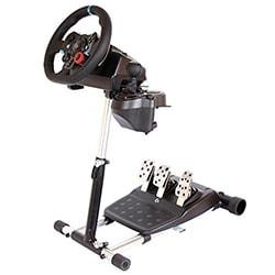 Stand PRO Deluxe V2 pour Volant et Pédalier Logitech G25/G27/G27S/G29/G920 (Support uniquement)