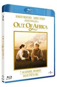 Film Blu-Ray : Out of Africa