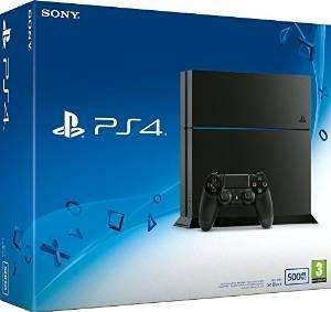 Console Playstation 4 - 500go Chassis C
