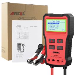 Testeur de batterie de voiture Ancel BST100 chargeur - 12V, 2000CCA