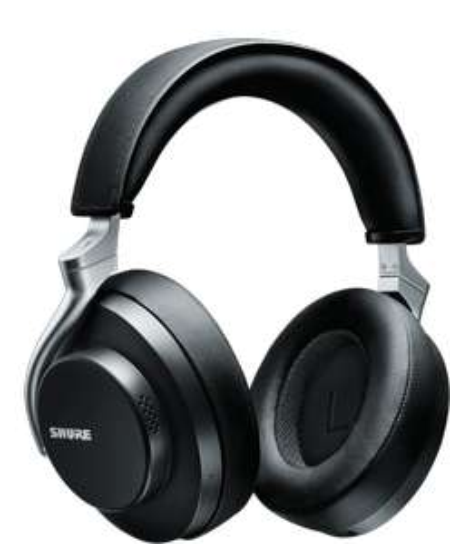 Casque audio sans-fil à réduction de bruit active Shure Aonic 50 - Bluetooth, Noir