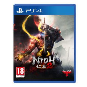Nioh 2 sur PS4 (Frontaliers Suisse)