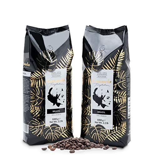 2 Paquets de Café en grains Brazil Consuelo, 2x 1 kg