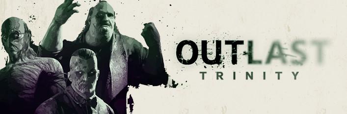 Outlast Trinity: Outlast + Outlast Whitslebower DLC + Outlast 2 sur PC (Dématérialisé - Steam)