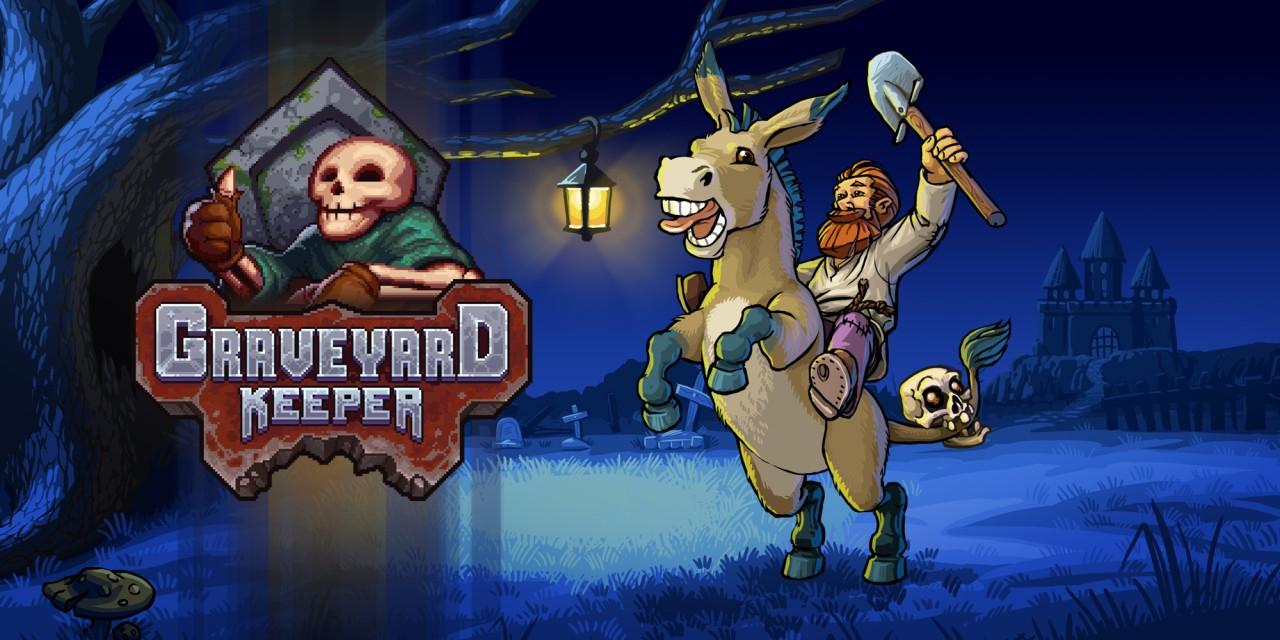 Jeu Graveyard Keeper sur Nintendo Switch (Dématérialisé)