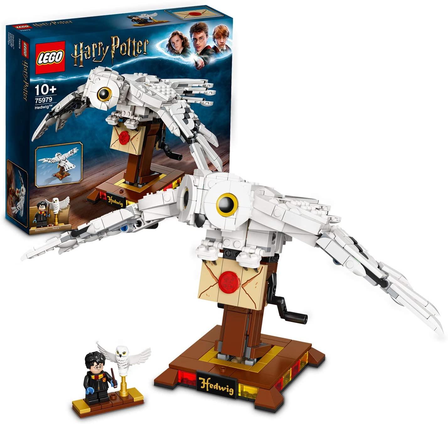 Jeu de construction Lego Harry Potter - Hedwig (75979)
