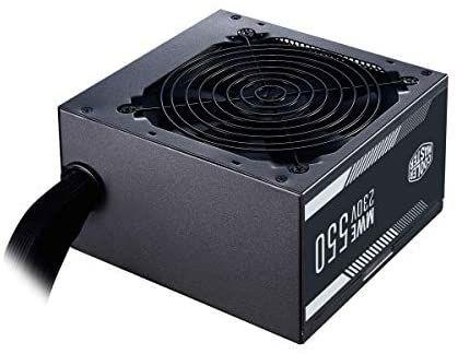 Alimentation PC Cooler Master MWE 550 White 230V