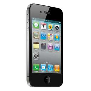 Apple iPhone 4 Noir 8 Go - Pack Mobicarte
