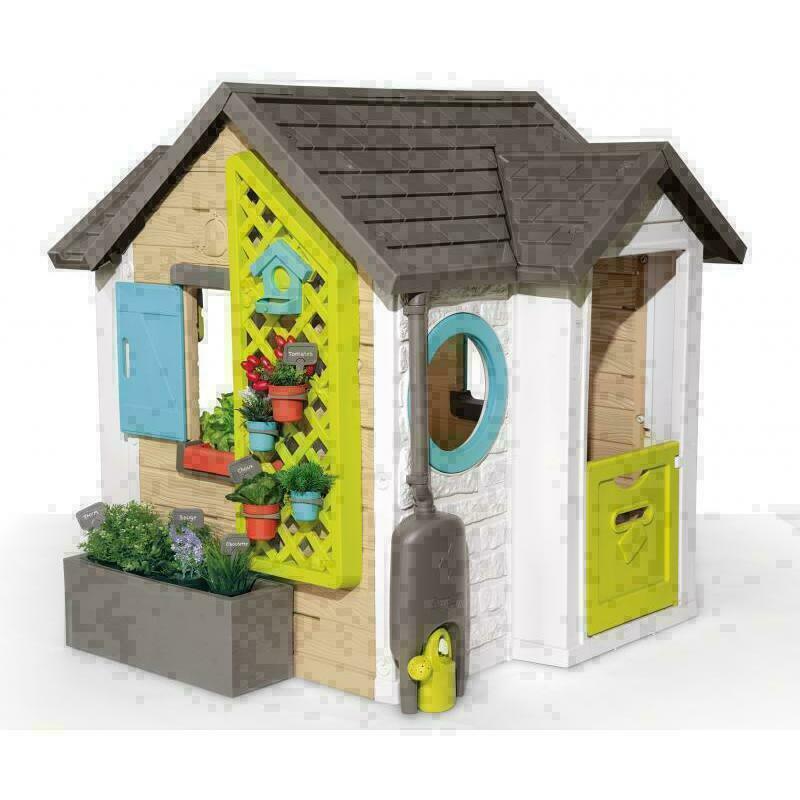 Maison enfant Smoby Garden House