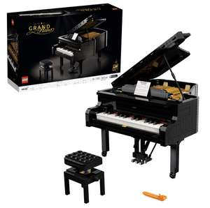 Jeu de construction Lego - Le piano à queue n°21323