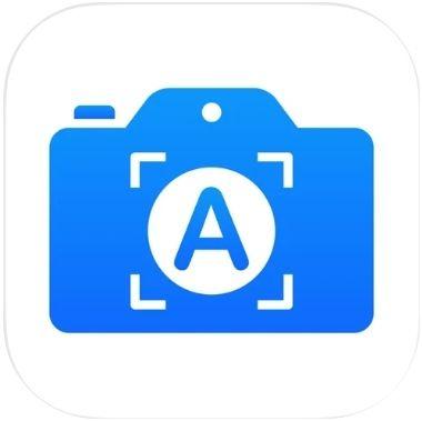 Sélection d'applications gratuites sur iOS - Ex: MemoCam : OCR Camera & Scanner