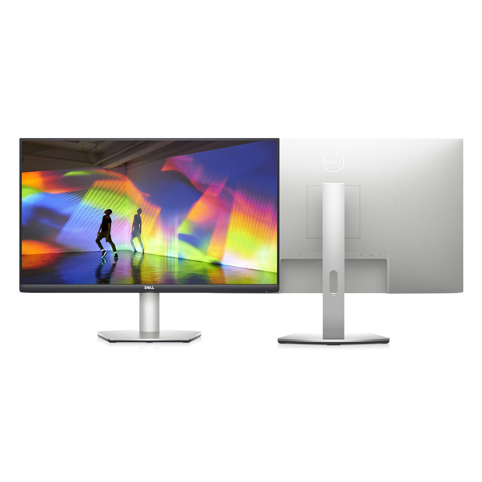 "Écran PC 27"" Dell S2721HS - LED, Full HD, Dalle IPS, 75 Hz, 4 ms, FreeSync"