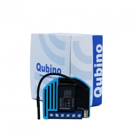 Micromodule 1 relais Qubino Flush 1 Relay ZMNHAD1 - Z-Wave Plus avec mesure de consommation