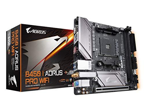 Carte mère Gigabyte B450I Aorus Pro WiFi