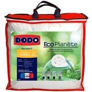 Couette Tempérée unie en polyester Dodo Eco Planète - 300 g/m², 260 x 240 cm