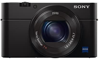 """Appareil photo compact Sony DSC-RX100 IV - Capteur 1"""" CMOS Exmor RS 20,1 Mpix, Viseur Intégré, 4K"""